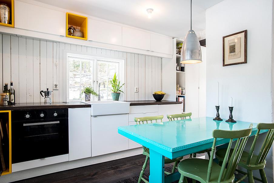 Private house, Stockholm, Sweden. Architect: Sigrid Svensson